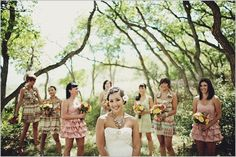 bridesmaids nature | rustic bridesmaid - Bing Images