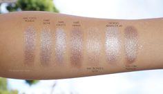 The Beauty Look Book: NARS Dual-Intensity Eyeshadows | Dione, Callisto, Himalia and Subra