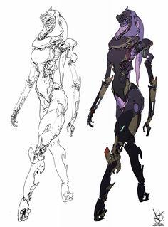 ArtStation - Aliens, David Sequeira