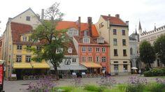Riga is verkozen tot Culturele Hoofdstad van Europa voor 2014, samen met de…