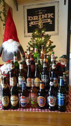 Advent Calendar Beer, Bier Hobgoblin, Sauce Bottle, Soy Sauce, Romania, Advent Calendar, Beer, Food, Root Beer, Ale