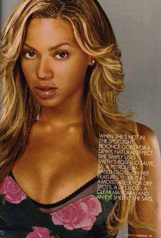 Beyonce micro braids