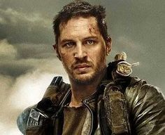 Tom Hardy as Mad Max. Oh my. ♥♥