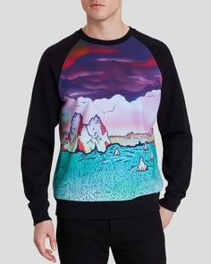 Marc By Marc Jacobs Mars Scape Sweatshirt