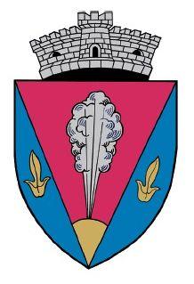ROU SB Barghis CoA - Galeria de steme și steaguri ale județului Sibiu - Wikipedia Porsche Logo, Logos, Cards, Logo, A Logo, Map, Playing Cards, Maps