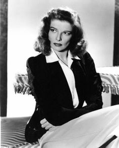 Cinema Connection--Katharine Hepburn Style Inspires Modern Menswear for Fall | GlamAmor