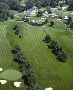 Minutes west of the city, Stow Acres Country Club offers two award-winning championship courses.