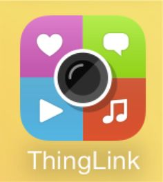 What is ThingLink? ThingLink helps you create and discover rich images. Be creative! Make your images come alive with music, video, text, images, shops and more! Every image contains a story and ThingLink helps you tell your stories.
