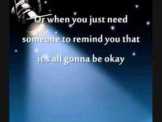 Shine The Light - Sugarland (Lyrics) for my sister & best friend