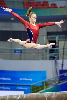 This Is  a cool Picture That I found :) I Do Gymnastics So I thought That was very Cool!