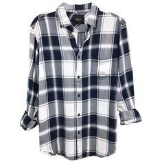Rails Men's Lennox Plaid Button Down Shirt (1.972.100 IDR) ❤ liked on Polyvore featuring men's fashion, men's clothing, men's shirts, men's casual shirts, mens rayon shirts, mens tartan shirt, mens casual button up shirts and mens button up shirts