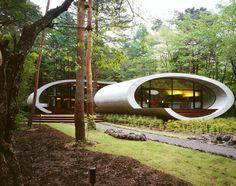 Shell House, Nagano, Japan