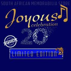 JOYOUS CELEBRATION 20 - Limited Edition 27 Disc CD and DVD Boxset *New* Jesus Is Alive, Joyous Celebration, Gospel Music, Christianity, African, Celebrities, Health, Board, Celebs