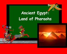 ANCIENT EGYPT Pinterest board dedicated to educators and students wanting ideas, crafts, maps, lessons, books, videos, music, articals, primary artifacts, and unit plans about Ancient Egypt.