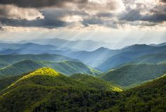 great smoky mountains landscape photography