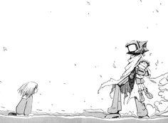 FLCL Furi Kuri Manga