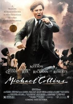 Michael Collins (1996) movie #poster, #tshirt, #mousepad, #movieposters2