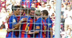 El Barça empieza la Liga arrasando al Betis - http://www.vistoenlosperiodicos.com/el-barca-empieza-la-liga-arrasando-al-betis/