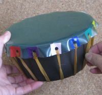 植木鉢太鼓 作り方7