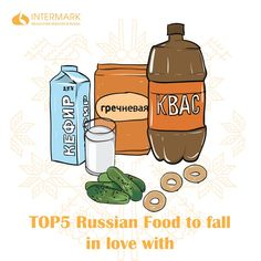 TOP5 Russian Food to fall in love with