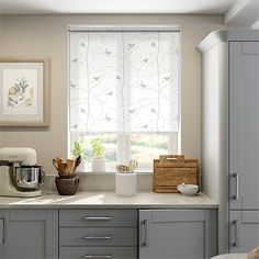 Simplicity at it's finest; design at its best, the Dawn Chorus Ivory roller blind brings a whole lot more than just simple window dressing to the table.
