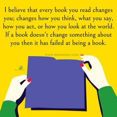 Quotes For Book Lovers, Book Quotes, I Love Books, Books To Read, Readers Quotes, Word Nerd, Book People, Book Memes, Book Reader