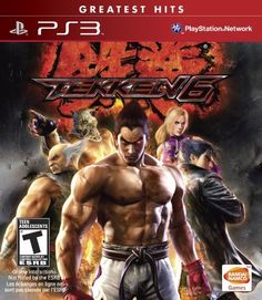 Tekken 6 (Greatest Hits) by Namco, http://www.amazon.com/dp/B000FII8KQ/ref=cm_sw_r_pi_dp_ims8rb0JYWG1F