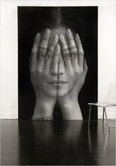 Millenium – Realistic Double Exposure Paintings by Tigran Tsitoghdzyan