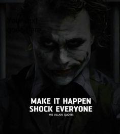 Best Words(Quotes) of Joker (Heath Ledger) Dark Quotes, Crazy Quotes, Wisdom Quotes, True Quotes, Words Quotes, Funny Quotes, Sayings, Joker Qoutes, Best Joker Quotes