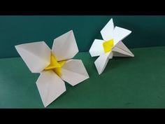 CLIP.ZOSTOJSIAB.COM - 花「水仙」折り紙flower-narcissus-origami