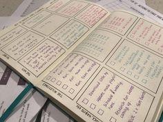 Bullet Journal Goal Planning