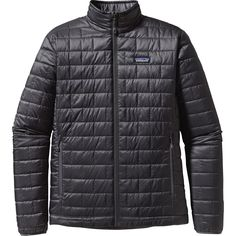 Patagonia - Nano Puff Insulated Jacket - Men's - Forge Grey