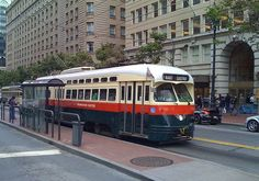 san francisco streetcars - Bing Images