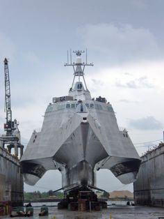 Littoral Combat Ship                                                                                                                             Más