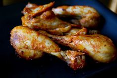 Tous à vos chaudrons: Ailes de poulet piquantes