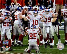 NY Giants- love 'em