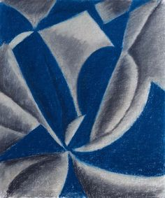 MoMA | Inventing Abstraction | Arthur Dove | Movement No. 1. before February 1912