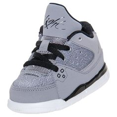 Boys' Toddler Jordans FinishLine.com | Cement Grey/Black/White