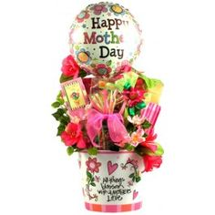 Mother's Day gift basket for mom
