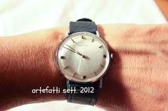 Bracciale o orologio? TUTORIAL arte-fatti Clod - wristband tutorial