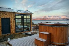 Panorama Glass Lodge In Iceland | HiConsumption
