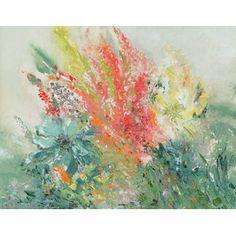 Garden Floral I Canvas Print