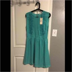 NEW teal dress ❤️free shipping - Mercari: Anyone can buy & sell