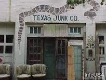 Texas Junk Company - discounted pricing on used cowboy boots,ect.  only open fri and sat