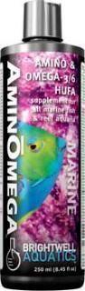 Brightwell Aminomega Hufa Omega 3/6 Supplement 2 oz. 60 ml.