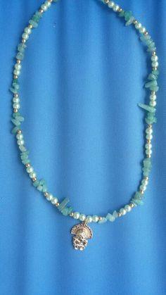 collar precolombino y piedras naturales $40. 000 ref.0-99 vendido