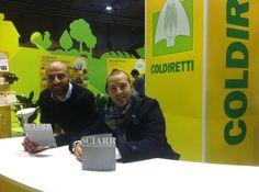 A Verona apre Fieragricola, per Coldiretti Abruzzo D'Alesio e Tilli | L'Abruzzo è servito | Quotidiano di ricette e notizie d'Abruzzo
