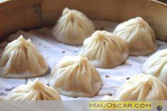 Din Tai Fung em #Seattle    O melhor lugar para comer #Dumplings em #Seattle