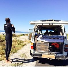 Getting out there! Nice sunny day for it @allieokil #vanlifediaries to share your pics with us #surf #surfing by vanlifediaries