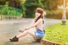 Tải hình ảnh girl xinh Facebook hot nhất MXH